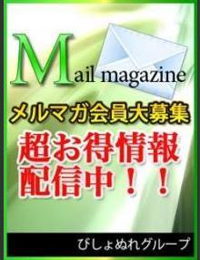 びしょぬれ新人秘書 メルマガ会員